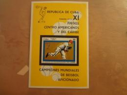 1970 Cuba Sport Baseball (69) - Cuba