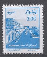Algeria 1994. Scott #1010 (MNH) Street Scene In Algiers - Algérie (1962-...)