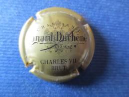 CANARD DUCHENE CHARLES VII Brut. Or - Canard Duchêne