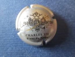 CANARD DUCHENE CHARLES VII Brut.Blanc De Noirs. Argent - Canard Duchêne