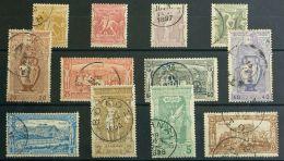 Grecia. Yvert 101/12.  º1896. Serie Completa. BONITA. Yvert: 675 Euros - Sin Clasificación