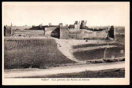 MOROCCO – Unused BW Card Of Rabat. Printed: Edition L.M Casablanca 4. VG. - Rabat
