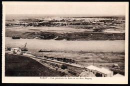 MOROCCO – Unused BW Card Of Rabat River Harbour. Printed: Edition L.M Casablanca 4. VG. - Rabat