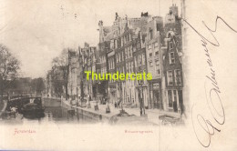 CPA AMSTERDAM BROUWERSGRACHT - Amsterdam