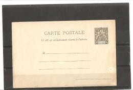 ENTIERS POSTAUX  CARTE POSTALE  C P  N° 1  **  Catalogue A.C.E.P. - Storia Postale