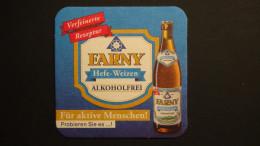 Germany - Edelweißbrauerei Oskar Farny E.K - Kißlegg/Allgäu/Bayern - Bierdeckel