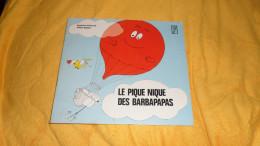 LE PIQUE NIQUE DES BARBAPAPAS. ANNETTE TISON & TALUS TAYLOR. / ED. 1974. / TELE 7 JOURS. - Libri, Riviste, Fumetti