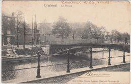 27256g  PRISON - PONT - Charleroi - 1903 - Charleroi