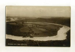 - PAYS DE GALLES . MONMOUTHSHIRE . CHEPSTOW VIEW FROM WYNDCLIFF . - Monmouthshire