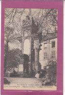 25.- BESANCON .- Le Square Castan  - Vestiges Romains - Besancon