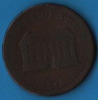 SHEFFIELD 1 PENNY 1815 TOKEN - Monetary/Of Necessity