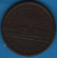 Roscoe Place Sheffield ONE PENNY  1812  TOKEN - Monetary/Of Necessity