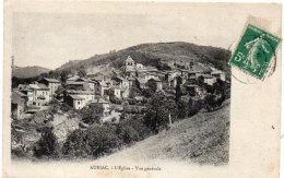 AURIAC Commune De' FAVEROLLES - Vue Générale    (88262) - France