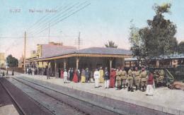 SUEZ - Railway Station , Egypt , 00-10s - Suez