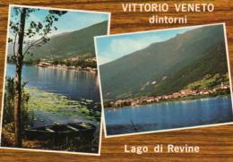 Vittorio Veneto Dintorni - Lago Di Revine - Italia