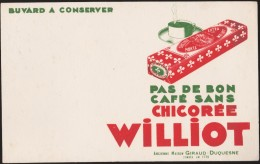 Buvard - Chicorée WILLIOT - Alimentaire