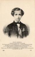 CPA / Postcard / France / Louis-Napoléon Bonaparte (1856-1879) / Prince Impérial Napoléon - Familias Reales