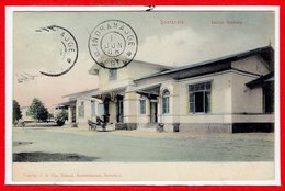 ASIE - INDONESIE --SOERABAIA - Station Goebeng - Indonésie
