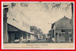 ASIE - INDONESIE -- Burgerwachtstraat Te Makassar - Indonésie