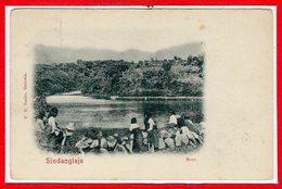 ASIE - INDONESIE --  SINDANGLAJA - Meer - Indonésie