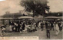 CHANTILLY (60) Les Courses - Un Coin De La Pelouse - Très Belle Carte Postée - Chantilly