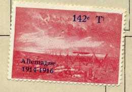 VIGNETTE PATRIOTIQUE : BAYONNE . 142e REGIMENT TERRITORIAL D'INFANTERIE - 1914-18