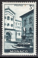 MONACO 1951 -  Y.T.  N° 369  - NEUF* Trace De Charniere C2566 - Monaco