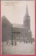 62 - NOEUX LES MINES --Eglise Du Village---animé - Noeux Les Mines