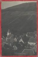 67 - BERNHARDSWEILER - BERNARDVILLE - Carte Photo - Village - Eglise - Frankrijk