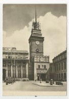 TCHECOSLOVAQUIE - 1950 - CARTE ENTIER POSTAL ILLUSTREE (BILDPOSTKARTE) : PARDUBICE