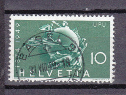 1949  N° 294  OBLITERATION CENTRALE  CATALOGUE ZUMSTEIN - Suisse
