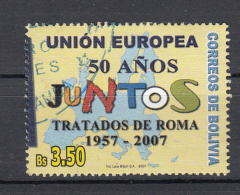 Bolivia 2007 Mi Nr  1678, 50 Jaar Juntas - Bolivië