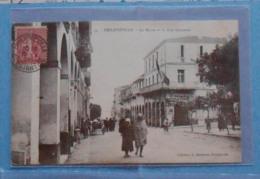 Philippeville 51 La Mairie  Rue Nationale - Skikda (Philippeville)