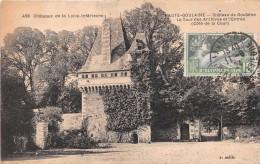 ¤¤  -   428   -  HAUTE-GOULAINE   -  Chateau De Goulaine  -  La Tour Des Archives Et L'Entrée   -  ¤¤ - Haute-Goulaine