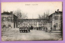 Romans - Caserne Bon - France