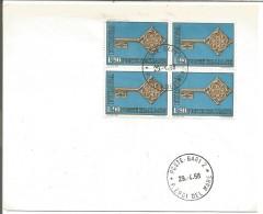 ITALIE OBLITERATION DE BARI 2 1968 - Affrancature Meccaniche Rosse (EMA)