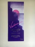 935-  Suisse Vaud Dézaley Violine 1994  R,Chappuis Chexbres - Etiquetas