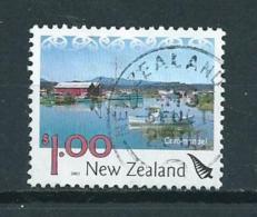 2003 New Zealand $1.00 Coromandel Used/gebruikt/oblitere - Nieuw-Zeeland