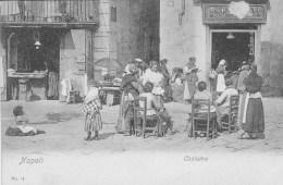 Napoli .Costumes - Napoli