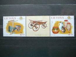 Lietuva Litauen Lituanie Litouwen Lithuania 2011 MNH # Mi. 1070/1 - 05 Alytus Ethnographic Museum. - Litouwen
