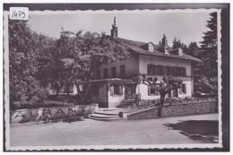 DISTRICT DE LAVAUX /// SAVIGNY - HOTEL DES ALPES - TB - VD Vaud