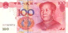 CHINA 100 YUAN 2005 BNL (P907a) UNC - China
