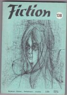 Fiction N° 138 - Couverture De Yvonne Gassinot - Libri, Riviste, Fumetti