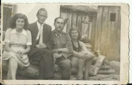 CROATIA  -  WW2  --  ORIGINAL PHOTO  --  NDH OFFICER   --  1943  --  PC FORMAT - 1939-45