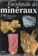 Encyclopédie Des Minéraux - Editions Gründ - 1983 - Guide - Relié - Unclassified