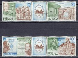 Spanien / Spain - Mi-Nr 2471/2474 Gestempelt / Used (n315) - 1931-Heute: 2. Rep. - ... Juan Carlos I