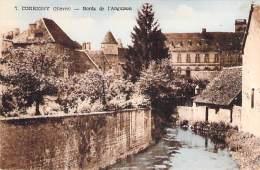 58 - CORBIGNY : Bords De L'Anguison - CPA Colorisée - Nièvre - Corbigny