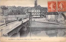 58 - CLAMECY : Vue Prise De L'Hotel De La Boule D'Or - CPA - Nièvre - Clamecy