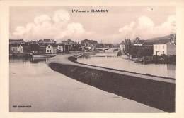 58 - CLAMECY : L'Yonne  - CPA - Nièvre - Clamecy