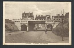 CPA - TOURNAI - Le Nouveau Pont Du Viaduc - Train - Trein  // - Tournai